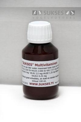 SUKSES Multivitaminen 100 ml