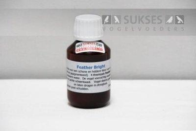 Feather Bright Vloeibaar wasmiddel 100 ml