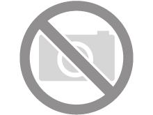 Zijpaneel voor kooiserie 90/40 - 120/40 wit gepoedercoat